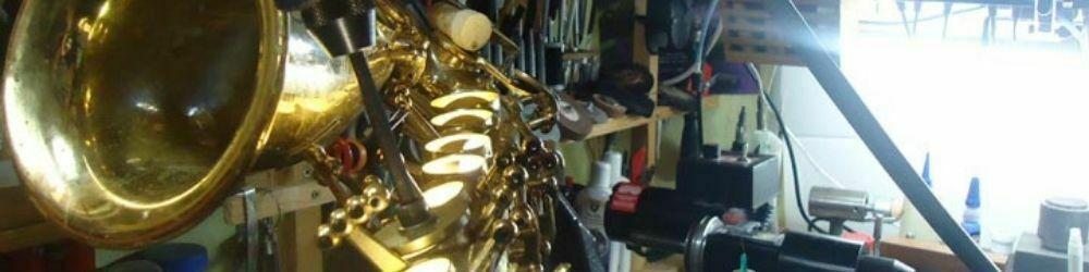 Mantenimiento del saxofón