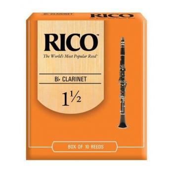 CAÑA RICO CLARINETE Bb 10BX – 15