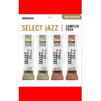 SAMPLER PACK SAXO TENOR – Select Jazz: 2M/2H