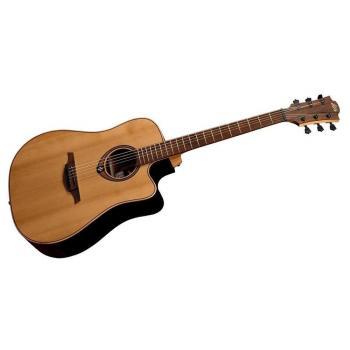 Guitarra Acústica LAG Dreadnought TRAMONTANE 170