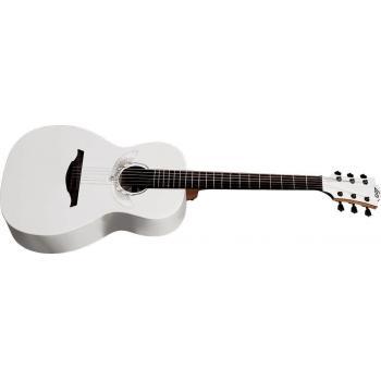 Guitarra Acústica LAG Parlor WINGS GRAPHIC