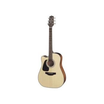 GUITARRA TAKAMINE GD30 E/A DREADNOUGHT CUTWAY (ZURDOS) – NATURAL