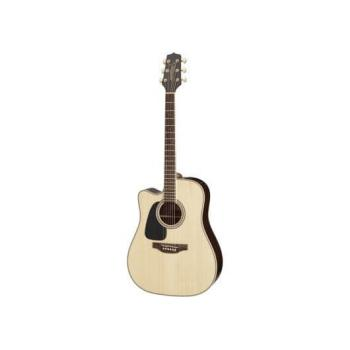GUITARRA TAKAMINE GD51 E/A DREADNOUGHT CUTWAY (ZURDOS) – NATURAL