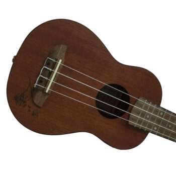 UKELELE RU5MM-SO SOPRANO ORTEGA