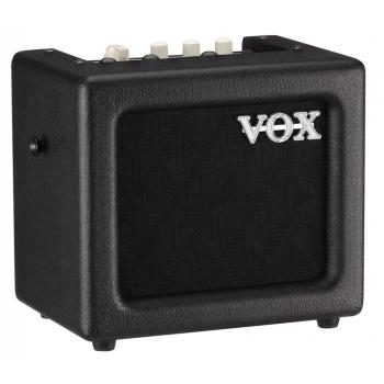 Amplificador de Guitarra VOX MOD. MINI3 G2 BLACK
