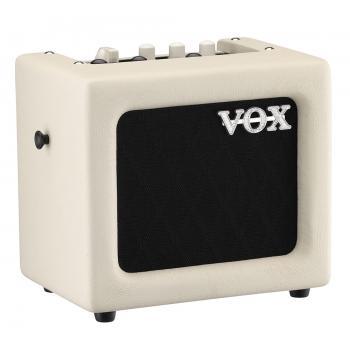Amplificador de Guitarra VOX MOD. MINI3 G2 IVORY