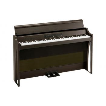 PIANO DIGITAL KORG G1B AIR BR MARRON