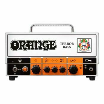 CABEZAL BAJO TERROR BASS ORANGE