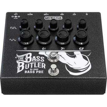 PEDAL BASS BUTLER ORANGE