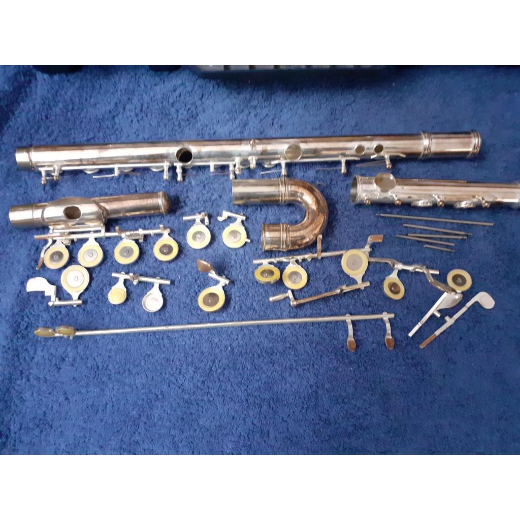 Reparacion de flauta